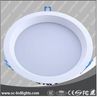 Quality 24w dongguan rohs&ce round recessed ul led downlight wholesale