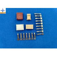 Cheap Brass terminals, mx 2759 Wire to Board Connector Crimp Terminal with 2.54mm Pitch tinned contact for sale
