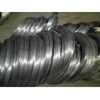 China High Carbon Spring Steel Wire Black Oiled or Galvanized 1 . 2 mm And 2mm Flexible Duct on sale