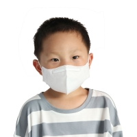Quality Earloop Kn95 Disposable Small Anti Smog Haze Masks For Kids wholesale