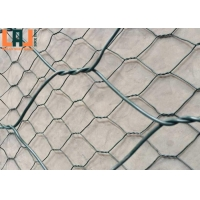 2mm Diameter PVC Coated Wire Gabion Wire Mesh double twisted for sale
