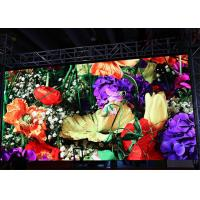 China Super Thin SMD P3 Indoor Rental LED Display Led Video Wall Hire 111111 Dots Pixel Density on sale