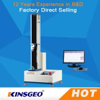 Quality 1000mm Single Column 5KN Universal Testing Machines With Computer Control wholesale