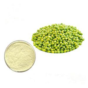 Quality Anti - Inflammatory Natural Food Pigments Mung Bean Peptide Powder 80% wholesale
