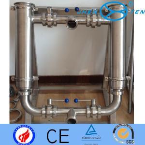 Quality Duplex Stainless Steel Strainer Stainless Steel Mesh Strainer  High Press ss304 / ss316 wholesale