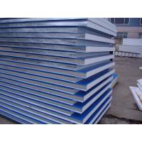 Quality EPS steel sandwich panel for building wall and roof wholesale