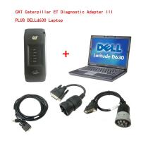 China 2018C CAT Caterpillar ET Diagnostic Adapter III Diagnostic Tool cat Scanner With DELLd630 laptop (Real Caterpillar ET3) on sale