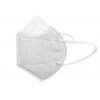 Quality 5 Layer Nonwoven Disposable Earloop 10pcs KN95 Civil Protective Mask wholesale