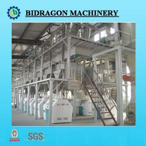 Quality Wheat Flour Mill Machine wholesale