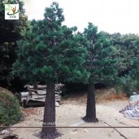 Quality UVG christmas trees decorating with artificial pine tree branches for garden ornament GRE066 wholesale