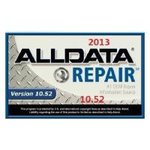 Quality Repair data ALLDATA 2013.10.53 Automotive Diagnostic Software wholesale