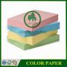 Buy cheap 70gsm 75gsm 80gsm a4 color copy paper color bond paper color paper from wholesalers