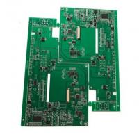 Quality 1.6mm Thickness PCB Printed Circuit Assembly For Table Mobile Phone Charger wholesale