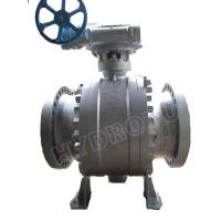China 0.6 - 10.0 Mpa, Dia. 50 - 1000 mm Spherical Valve, Ball Valve, Flanged Globe Valve drived by Motor Control on sale