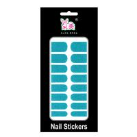 Quality Glitter / Paper Nail Stickers for kisd Wraps , Hand Painted For Women wholesale