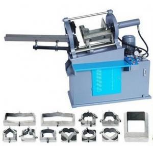 Quality Automatic Hydraulic PVC Card Label Die Cutting Machine 110*110MM wholesale