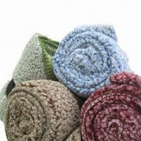 Quality Embossing Sherpa Blankets in Fashionable Colors wholesale