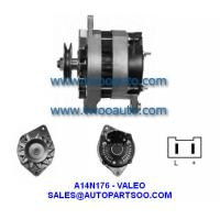 Buy cheap 5010270136 6006000435 7701352504 436651 A14N176 A14N199 - VALEO Alternator 12V from wholesalers