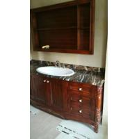 Quality American style vanity,undermount basin vanity,China bathroom cabinet,Used vanity wholesale