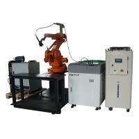 Quality 400W Laser Welding Machine For Cooker Hood , 3D Automatic Laser Welder wholesale