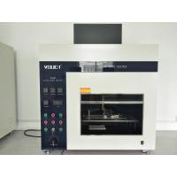 Buy cheap Lcd Display Hazard Glow Wire Test Apparatus Plastic Material Burning Test from wholesalers