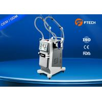 Cheap Professional 2 Hand Pieces Cryolipolysis Fat Freezing Machine Perfect Shaping for sale