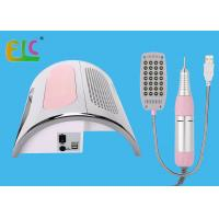 Quality 4-in-1 Multi-function Nail Tool UV LED Nail Lamp Nail Dust Collector Nail Drill and Lighting wholesale