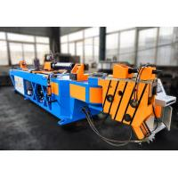 Cnc Deformed Heavy Duty Pipe Bending Machine For Ms Square Steel Tube for sale