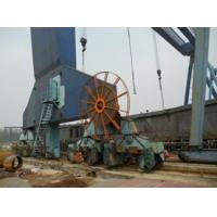 Quality Motorized Type Flat Crane Cable , Motor-Driven Cables Reel 40m Length wholesale