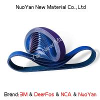 Quality Zirconia Alumina Abrasive Sanding Belts  Fast Cutting Action And Long Belt Life wholesale