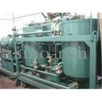 Quality Oil purifier, oil separator, oil recycling,Sino-NSH used engine oil regeneration/treatment equipment wholesale