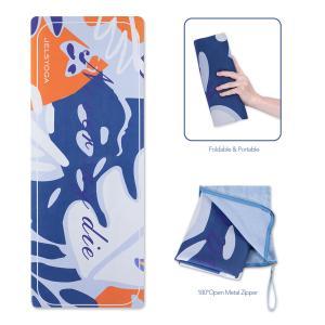 China Antislip Large Super Grip Yoga Mat / Home Gym Use Travel Exercise Mat on sale