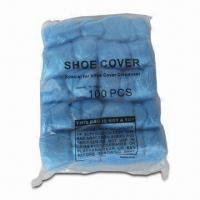 China Shoe Cover Dispenser with Fine Mechanical Structure, Made of PE Plastic on sale