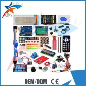 Quality UNO R3 Development Board Kit Containing Solderless Breadboard LCD1602 RFID Module wholesale