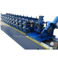 China C Z Profile / Metal Steel Purlin Sheet Metal Forming Machine With Container on sale