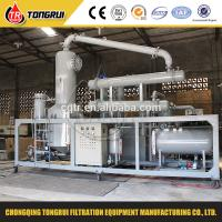 Quality Continuous used engine oil purification Distill Equipment wholesale