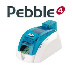 Quality Evolis Pebble 4 Card Printer with USB and Ethernet Port  wholesale