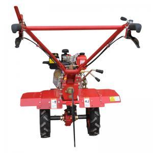 China farm tractor mini power garden cultivator on sale