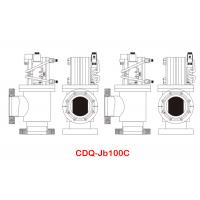 Quality Industrial Smc Vacuum Valve DN100 Flange ISO-K/ CF Air Working Media wholesale