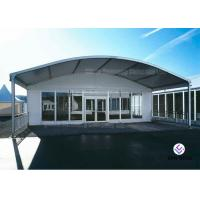 Buy cheap Large Waterproof Industrial Warehouse Tent / Storage Tent 100KM / H Wind Load from wholesalers