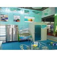 Quality 6m * 7m * 2.5m Cold Storage Chamber 105 Cubic Meter With Valley Wheel Compressor wholesale