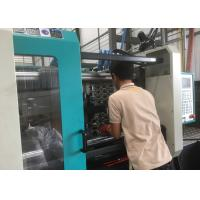 Quality Energy Efficiency Plastic Injection Molding Machine For Plastic Case 800mm Table Height wholesale