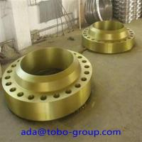 Quality ASTM A182 F22 Alloy Steel Forged Steel Welding Neck Flange Standard / Non - standard wholesale