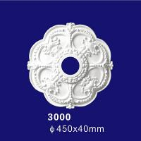 Quality European Design Building Inteior Decoration PU Material Polyurethane Ceiling Medallions With Factory Price wholesale