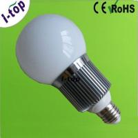 Quality Alloy Warm White Replacement Global Dimmable LED Light Bulbs for Fashion Show E27 5w wholesale