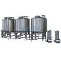 automatic CIP washing system, CIP system, beverage machinery Automatic Milk,Juice Cip Cleaning Unit