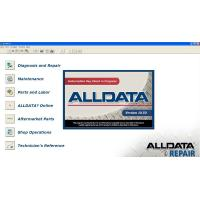 Quality Universal Car Diagnostic Software Alldata Version 10.50 wholesale