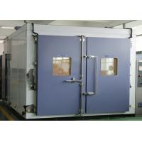 Buy cheap Laboratory Walk-in Temperature Humidity Test Chamber  With Large LCD Display Screen from wholesalers