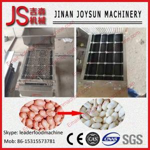 China 200KG / H Dry Peanut Peeling Machine Peeled Peanut Used For Frying on sale