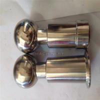 Quality Stainless Steel Bolted Type Spray Ball CIP Cleaning Ball wholesale
